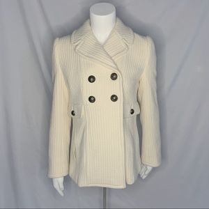 Women's Juicy Couture pea coat size small